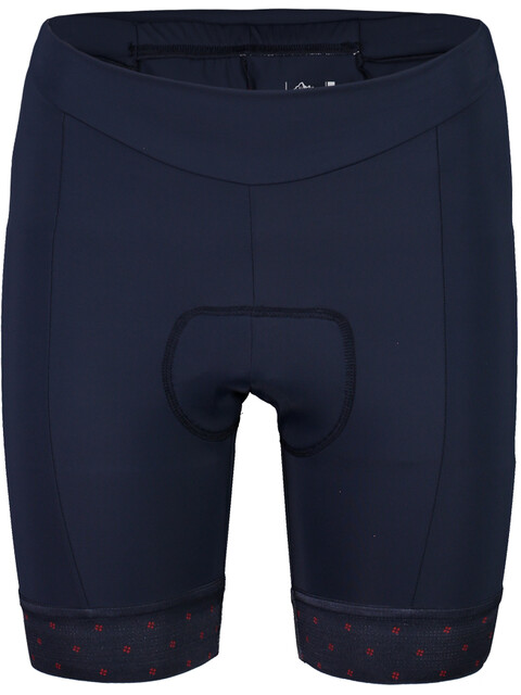Maloja PortaM. Chamois Bike Shorts Women mountain lake